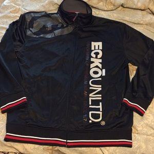 Vintage ecko unlimited jacket size 2 XL